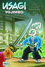 Image: Usagi Yojimbo Vol. 28: Red Scorpion SC  - Dark Horse Comics