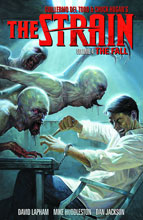 Image: Strain Vol. 04: The Fall SC  - Dark Horse Comics