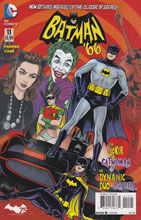 Image: Batman '66 #11 (variant cover) - DC Comics