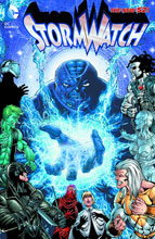 Image: Stormwatch Vol. 02 SC  - DC Comics