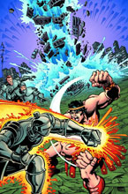 Image: Showcase Presents: The Great Disaster Featuring the Atomic Knights SC  - DC Comics
