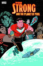 Image: Tom Strong and the Planet of Peril SC  - DC Comics