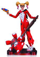 Image: Infinite Crisis Action Figure 02: Pajama Party Harley Quinn  - DC Direct
