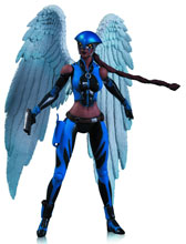 Image: DC Comics New 52 Earth 2 Action Figure: Hawkgirl  - DC Direct