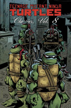 Image: Teenage Mutant Ninja Turtles Classics Vol. 08 SC  - IDW Publishing