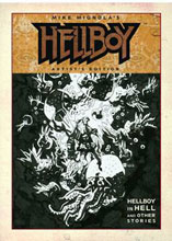Image: Mike Mignola's Hellboy Artist's Edition  - IDW Publishing