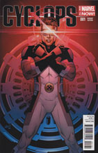 Image: Cyclops #1 (variant cover - Greg Land) - Marvel Comics