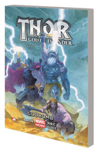 Image: Thor: God of Thunder Vol. 02 - Godbomb SC  - Marvel Comics