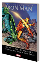 Image: Marvel Masterworks: Invincible Iron Man Vol. 03 SC  - Marvel Comics