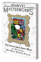 Image: Marvel Masterworks Vol. 065: Invincible Iron Man Vol. 03 SC  - Marvel Comics