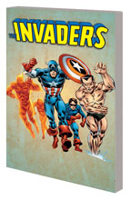 Image: Invaders Classic: The Complete Collection Vol. 01 SC  - Marvel Comics