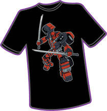 Image: Carpool T-Shirt  (XL) - Antarctic Press