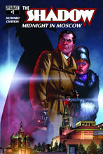 Image: Shadow: Midnight in Moscow #1 - Dynamite