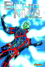 Image: Bionic Man Vol. 03: End of Everything SC  - Dynamite