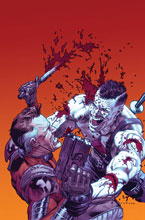 Image: Bloodshot & H.A.R.D. Corps #22 (cover A - Larosa) - Valiant Entertainment LLC