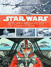 Image: Star Wars Storyboards: The Original Trilogy HC  - Abrams