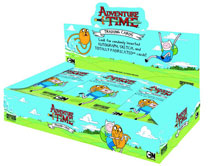 Image: Adventure Time Trading Cards Box  -