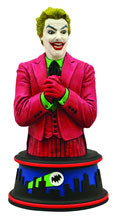 Image: Batman Classic TV Series Bust: The Joker  -