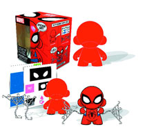 Image: Marvel Mini-Munny: Spider-Man Version 2  -