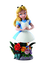 Image: Grand Jester Mini-Bust: Alice in Wonderland  -