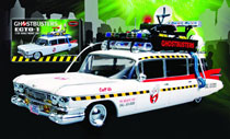 Image: Ghostbusters Snap Model Kit: Ecto-1  (1/25-scale) -