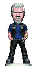 Image: Sons of Anarchy Bobble Head: Clay  (6-inch) -