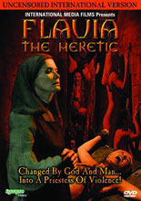 Image: Flavia the Heretic BluRay  -