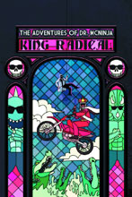 Image: Adventures of Dr. McNinja Vol. 03: King Radical SC  - Dark Horse Comics