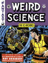 Image: EC Archives: Weird Science Vol. 04 HC  - Dark Horse Comics