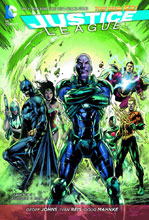 Image: Justice League Vol. 06: Injustice League HC  (N52) - DC Comics