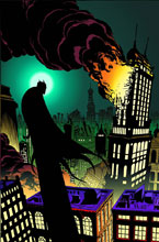 Image: Batman Cataclysm SC  (new edition) - DC Comics