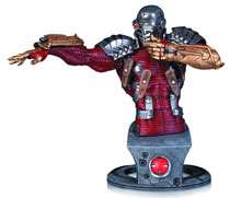 Image: DC Comics Super-Villains Bust: Deadshot  - DC Comics