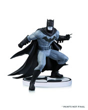 Image: Batman: Black & White Statue by Greg Capullo  (2nd edition) - DC Comics