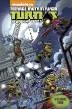 Image: Teenage Mutant Ninja Turtles: New Animated Adventures Vol. 05 SC  - IDW Publishing