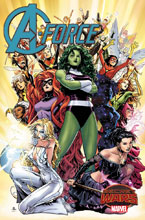 Image: A-Force #1 - Marvel Comics