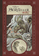 Image: Jim Henson's The Storyteller: Witches HC  - Boom! - Archaia