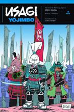 Image: Usagi Yojimbo Vol. 02: Samurai SC  (current printing) - Fantagraphics Books
