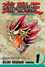 Image: Yu Gi Oh Millennium World Vol. 01 GN  (current printing) - Viz Media LLC