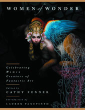 Image: Women of Wonder: Celebrating Women Creators of Fantastic Art SC  - Underwood Books