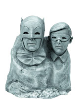 Image: Batman 1966 Monolith: Dynamic Duo  -