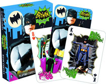 Image: Batman Classic TV Series Playing Cards  -