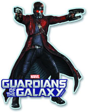 Image: Guardians of the Galaxy Magnet: Star Lord  -