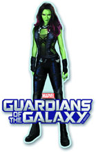 Image: Guardians of the Galaxy Magnet: Gamora  -