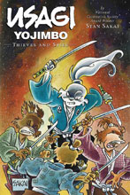 Image: Usagi Yojimbo Vol. 30: Thieves and Spies SC  - Dark Horse Comics