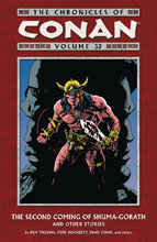 Image: Chronicles of Conan Vol. 32: The Second Coming of Shuma-Gorath and Other Stories SC  - Dark Horse Comics