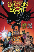 Image: All-Star Section Eight SC  - DC Comics