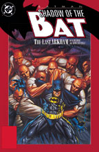 Image: Batman: Shadow of the Bat Vol. 01 SC  - DC Comics