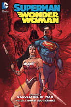 Image: Superman / Wonder Woman Vol. 03: Casualties of War SC  - DC Comics
