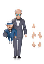 Image: Batman the New Animated Series Action Figure 32: Ventriloquist & Scarface  - DC Comics
