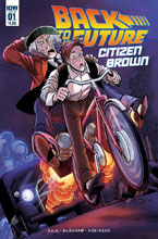 Image: Back to the Future: Citizen Brown #1  [2016] - IDW Publishing